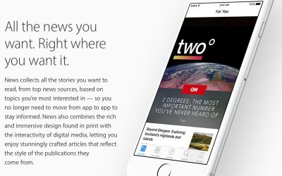 Abonelik Sistemi Apple News'e Geldi