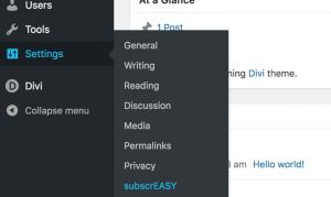 Box Subscription Plugin